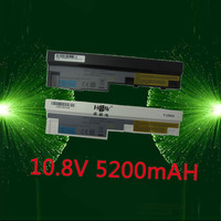 HSW 5200mAh laptop battery for Lenovo IdeaPad S100 S10 3 S205 S110 U160 S100c S205s U165 L09S6Y14 L09M6Y14 bateria akku