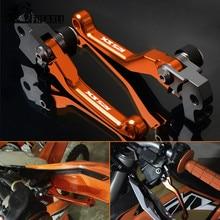 Motorcycle Brake Clutch Levers Pivot For KTM 125SX 125 SX 2005 2006 2007 2008 2009 2010 2011 2012 2013 2014 2015 2016 2017 2018 цена в Москве и Питере