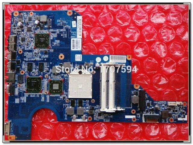 597673-001 для HP CQ62 G62 материнской платы ноутбука неинтегрированный AMD DDR3 бесплатная доставка