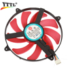 NTK FD7010H12S DC 12V 0.35A NDB Cooler Fan Replacement For ATi Radeon Gigabyte HD7990 HD 7990 Graphics Video Card Cooling Fans