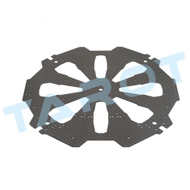 Quadcopter rahmen kit tarot X4 reine Kohlefaser Obere Platte rc ...