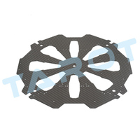 quadcopter frame kit tarot X4 pure Carbon Fiber Upper Plate rc multicopter frame tarot carbon plate diy drone profissional kit