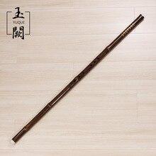 Этнические музыкальные инструменты Флейта Первичная zizhu сделано meet true ox horn восемь Kong Xiao G F zizhu xiao флейта отверстие
