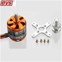 1pcs DYS D3536 910KV 1000KV 1250KV 1450KV 2 4S Brushless Motor For Multirotor RC Models Toys