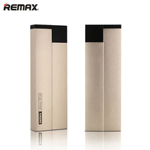 REMAX Power Bank 10000mAh Dual USB External Battery Pack Emergency Mobile Phone Portable Charger For iPhone for Samsung for PSP
