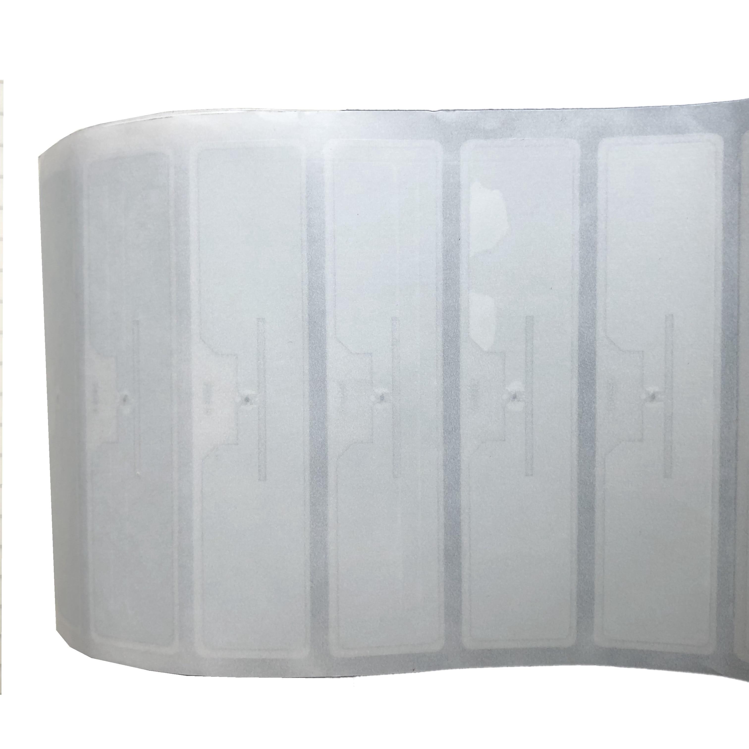 1000PCS UHF RFID Tag 9654 H3 Chip ISO18000-6C 915MHz Passive RFID UHF Sticker Label