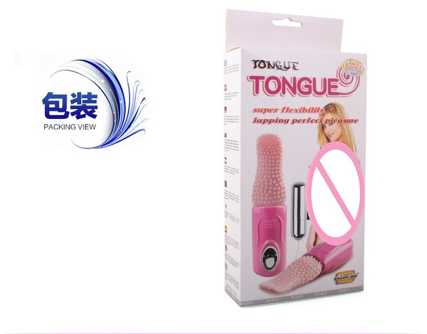 Tongue Vibrator Lidah sextoys wanita murah