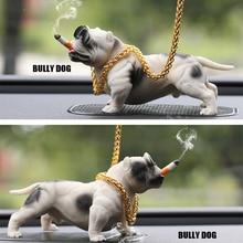 LEDTENGJIE 1 шт. автомобильные аксессуары украшения собака украшения Творческая личность автомобиль Интерьер мода моделирование собака украшения