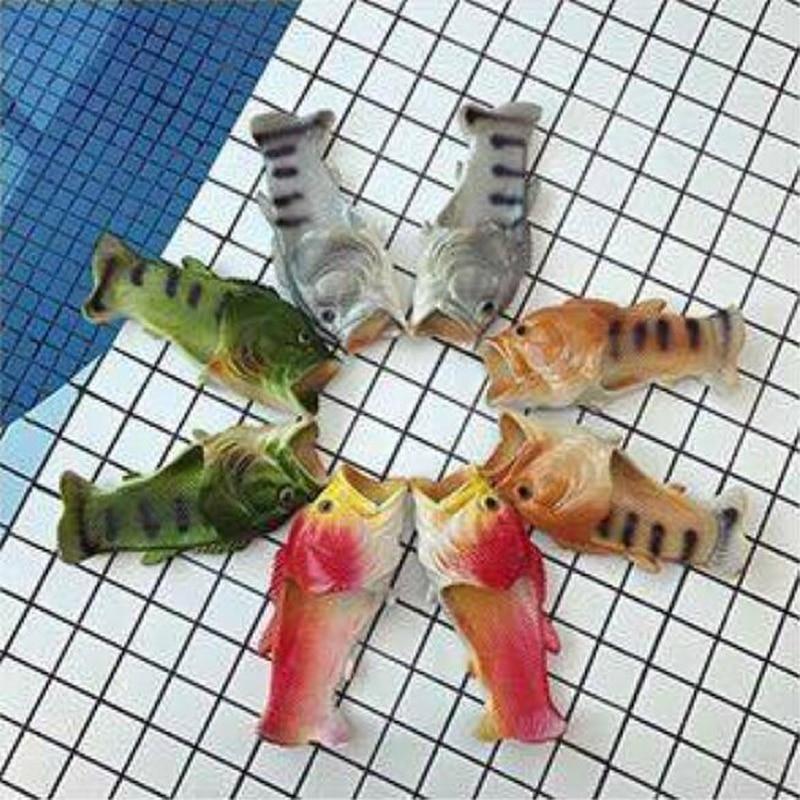 Fish Slippers 5
