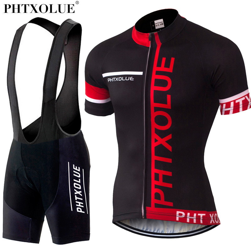 PHTXOLUE Cycling Clothing Bicycle Wear/Breathable Bike Clothing Cycling Sets /Short Sleeve Cycling Jerseys sets
