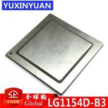 LGE1154D B3 LG1154D B3 LGE1154 LGE1154D BGA מעגל משולב IC LCD שבב 2 יח\חבילה