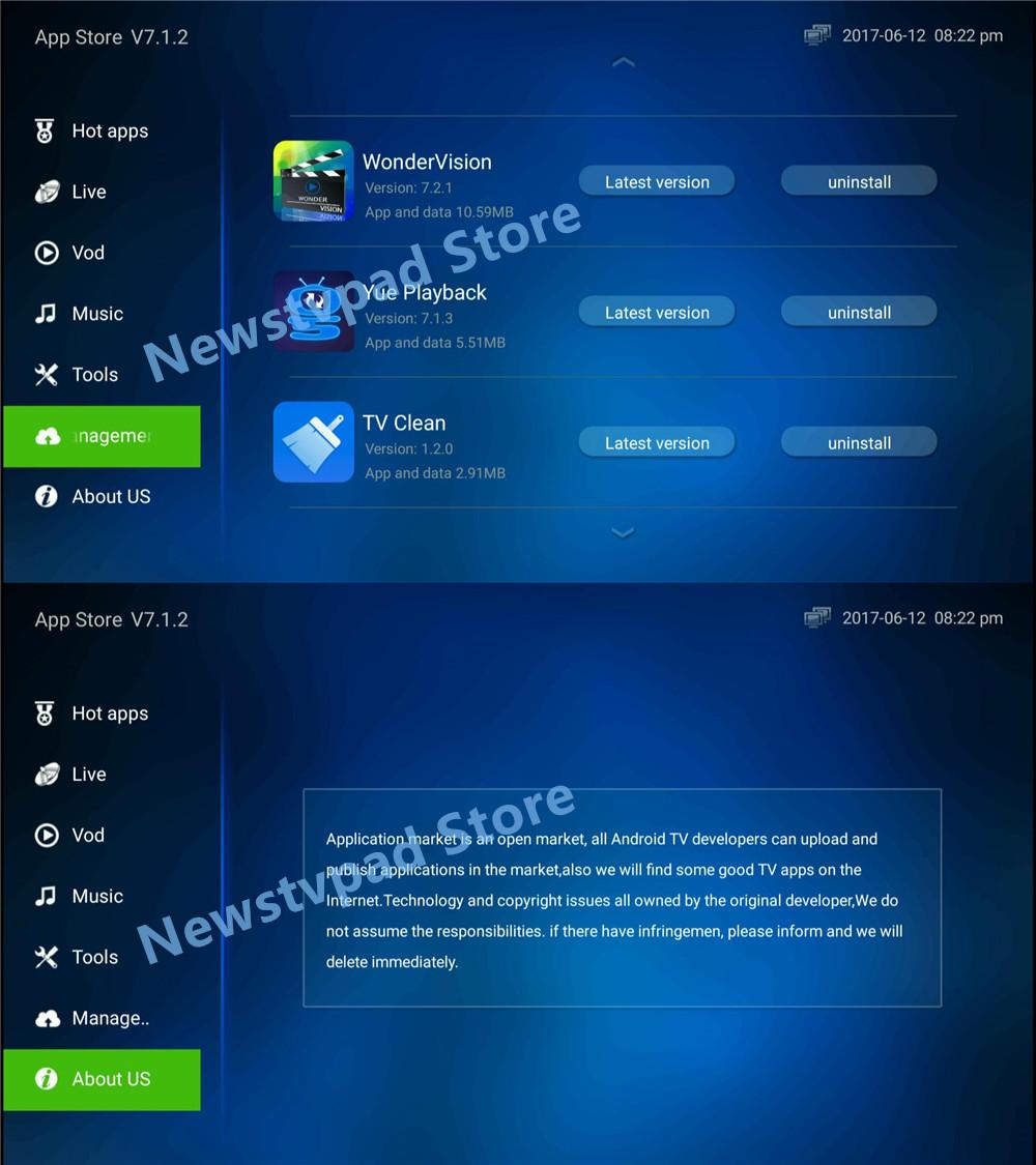 US $139 0 |A2 BOX HTV BOX h tv5 htv box 5 iptv TVPAD 4 hk tvpad4 Chinese  HongKong Taiwan Vietnam HD Channels Android IPTV live Media player-in  Set-top
