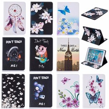 BF Fashion Tablet PU Leather Case for coque iPad Pro 9.7 Stand Cover for New iPad Pro 9.7 inch Book Cute Cases with Card Holder