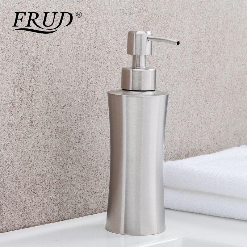 Frud Edelstahl Seifenspender Lotion Bad Und Küche Badezimmer ...