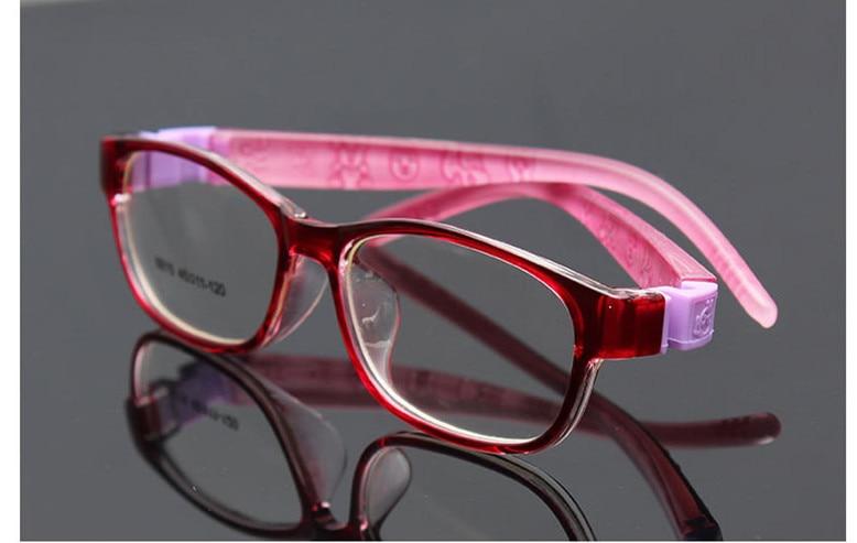 Aliexpress.com  Compre Menino Menina Sólida Flexível Macio Infantil  Crianças armações de óculos Crianças Óculos de Armação de prescrição frame  Ótico Moda ... a9033d871a