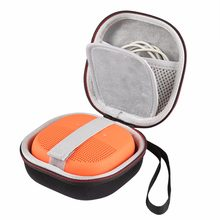 Protective Speaker Bags EVA Carrying Case Box Cover Pouch Bag Case for BOSE MICRO Portable Wireless Bluetooth(China)