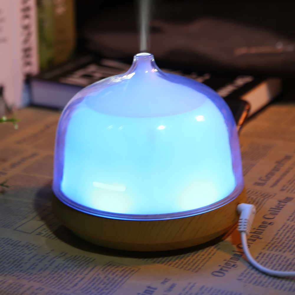 1PC Home Office Ultrasonic Essential Oil Diffuser Air Humidifier with LED Lamp Z301PC Home Office Ultrasonic Essential Oil Diffuser Air Humidifier with LED Lamp Z30