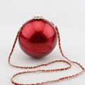 Round Pearl Evening Bag Luxury Diamonds Women Evening Clutch Bags Ball Clutch Purses For Women's Globe Crystal Beads Bag XA879B