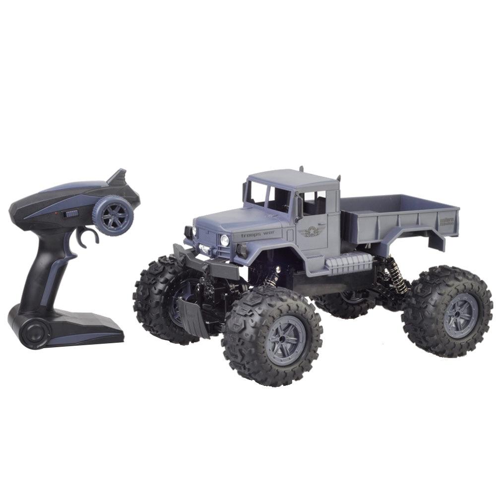 RC Voiture 1:12 4WD Étanche Escalade RC Sur Chenilles Désert Camion Voiture RTR Télécommande De Voiture RC Voiture Électrique Hors Route camion Jouets