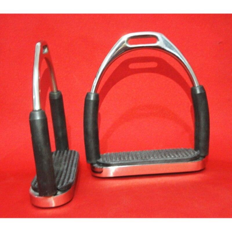 Stainless Steel Stirrups Horse Flexible Stirrup
