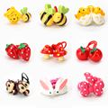 Newly Design Children's Hair Accessories Headwear Korea Meng Department Of Cute Cartoon Animal Baby Headdress Girls Hair Rope