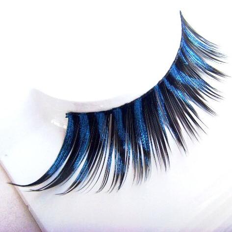 High Quality Blue Eyelashes-Buy Cheap Blue Eyelashes lots from ...