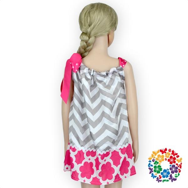 Girls Boutique Pillowcase Dresses