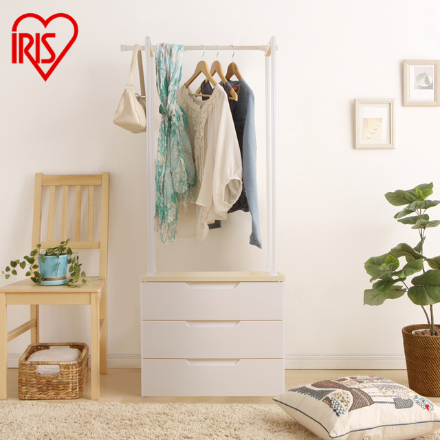 Alice IRIS Plastic Coat Hanger Storage Cabinet Storage Cabinet Locker Shelf Hanger  Hanger HG723