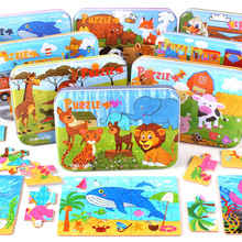 Funny Wooden Educational Toys Brand Set For Creativity For Children Girls brinquedos menina