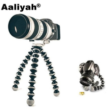 Aaliyah Large Octopus Flexible Tripod Stand Monopod Gorillapod for phone Gopro Hero 4/ 3 Mobile Phone dslr and camera Table Desk