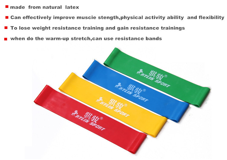Neue 4psc / lot 4 Stufen verfügbar Pull Up Assist Bands Übung Body - Fitness und Bodybuilding - Foto 3