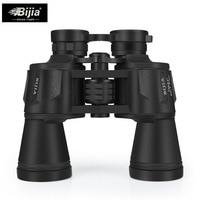Hot Sell BIJIA Diamond HD Binoculars Large Eyepiece Non infrared Night Vision Telescope Camping Hunting Spotting Scope