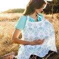 Maternidad Enfermagem vestido cubierta de enfermería la lactancia cubierta bebé infantil transpirable de muselina de algodón tela de enfermería amamanta paño