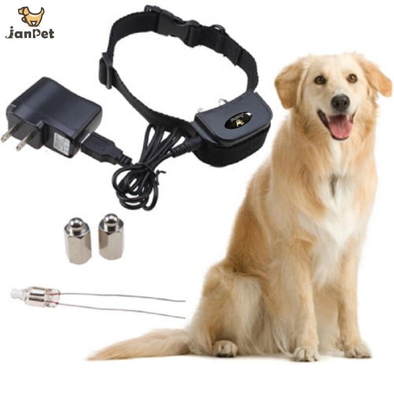 Anti Bark Static Shock Dog Training Collar Reviews