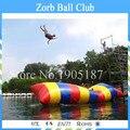 Free Shipping Fascinating Inflatable Blob Jump With 0.9mm Thickness PVC Tarpaulin, Jumping Pillow, Water Air Bag