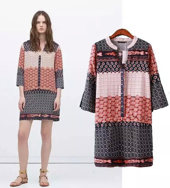 Images of Summer Tunic Dresses - Reikian