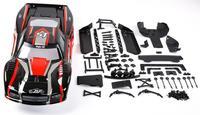 ROVAN 5B до 5 т прозрачный корпус автомобиля преобразующий комплект для 1/5 hpi rovan kingmotor baja 5 т rc части автомобиля