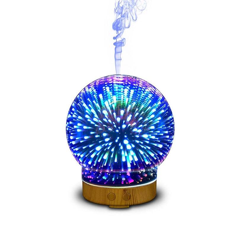 SUNLI HOUSE 3D Night Lights 3D Humidifier Moon lamp luminaria 3D Oil Diffuser LED lighting for Indoor Room luminaria de mesa