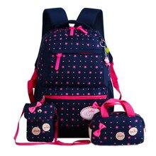 ZIRANYU stella di stampa per bambini zaini Per Le ragazze Adolescenti Leggero impermeabile sacchetti di scuola del bambino ortopedia zaini