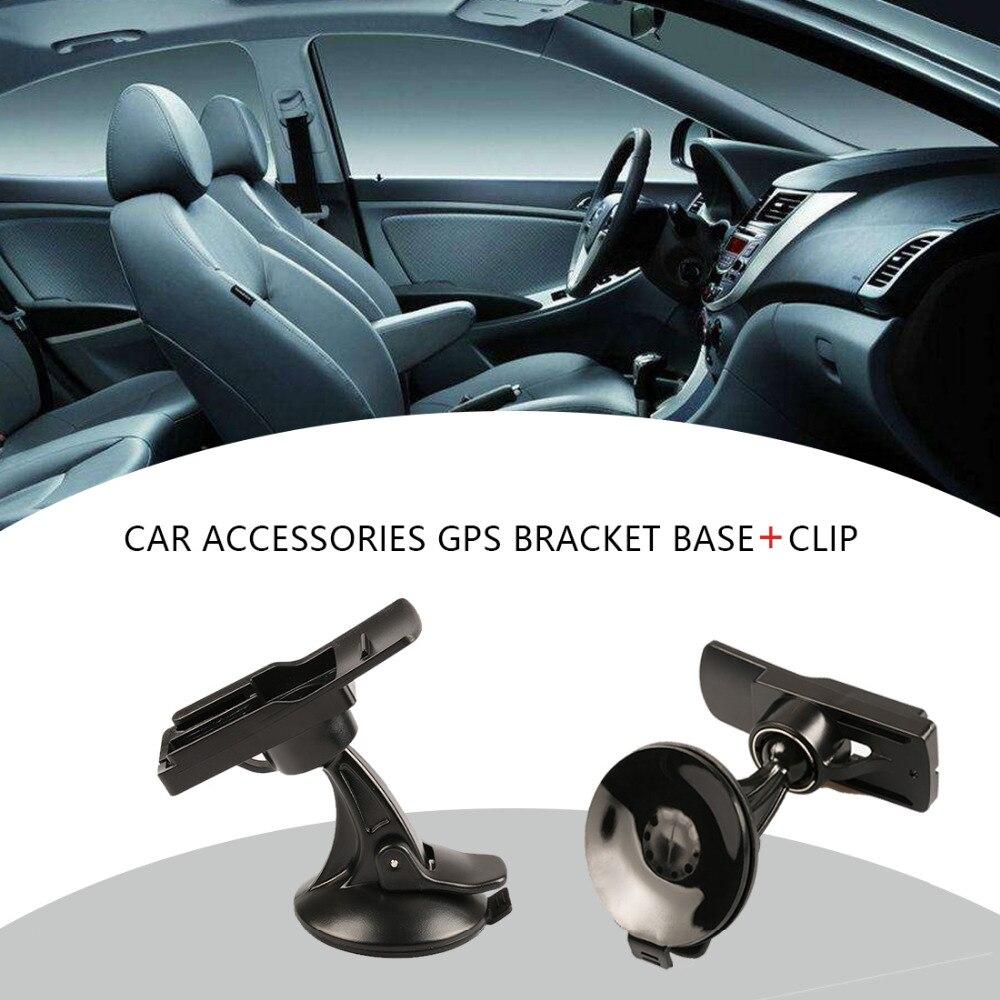 Car Plastic Mount Holder Base + Clip for Garmin GPSMAP 62 62s eTrex 10 20 30 Mount Holder Bracket GPS Accessories