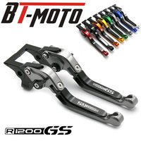 For BMW R1200GS Adventure LC 2014 2018 R1200GS LC 2013 2018 R1200 R 1200 GS Motorcycle Folding Extendable Brake Clutch Levers