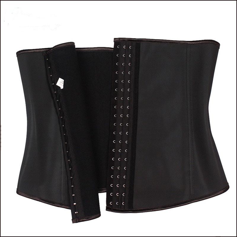 Latex-Waist-Trainer-Vest-for-Men-Black-Waist-Cincher-Firm-Tummy-Slimming-Male-Waist-Cincher-Corset (2)