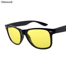 JAXIN Brand Mi Nails Night Vision Glasses Anti-car Big Light Sunglasses Yellow Brightening