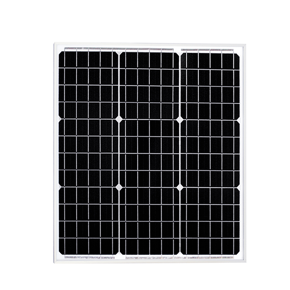BOGUANG 40W Monocrystalline Solar Module by Mono solar cell factory cheap selling 12V so ...