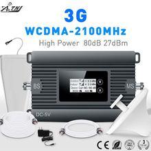 Усилитель сигнала 3g высокой мощности 80dbi 2100 МГц умный мобильный