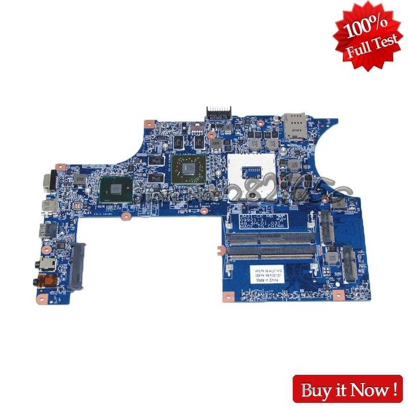 NOKOTION JM31-CP MB 09921-3 For Acer aspire 3820 3820TG Laptop Motherboard MBPV001001 MB.PV001.001 48.4HL01.031 HM55 DDR3 HD5650 nokotion mb pty06 001 mbpty06001 da0zr7mb8d0 for acer aspire 5745g laptop motherboard hm55 nvidia ddr3