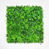 1X1M Artificial Boxwood Fence Hedges Grass Mats Plastic Privacy Screen DIY Plants China UV Proof Garden