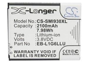 Image 1 - キャメロン中国高品質 2100 バッテリー USCellular SCH R530 、ベライゾン SCH i535 、 SCHI535ZKB 、を ibasso ため DX50 、 DX90 、 DX90J