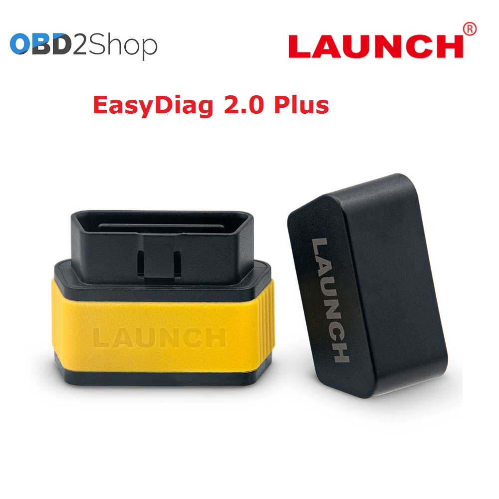 Launch X431 EasyDiag 2.0 plus Easy Diag 2.0 For Android&IOS with 2 free software car diagnostic tool