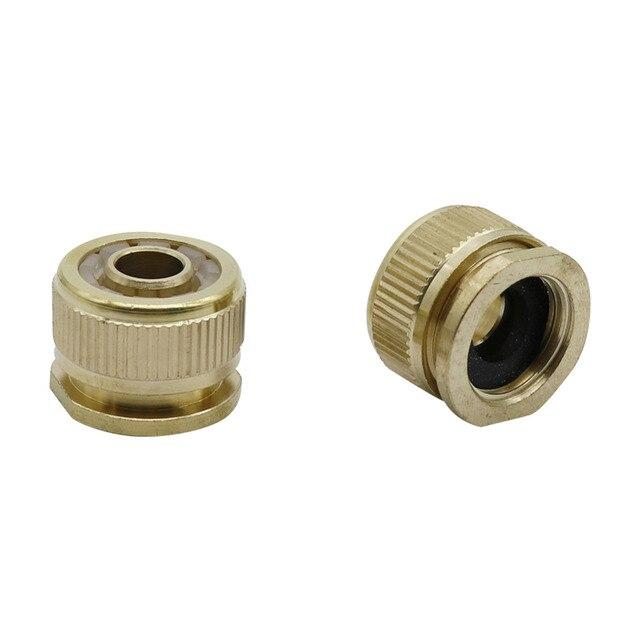 1/2  garden hose quick connector Brass Washing machine standard connector drip irrigation water  sc 1 st  AliExpress.com & 1/2